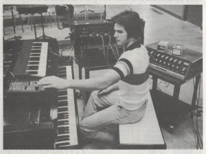 Jon Mutchler at Olympic College around 1978
